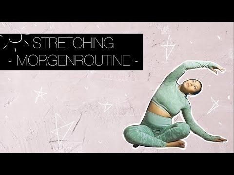 Morgen Routine - Stretching für Schwangere   Vlogmas#1