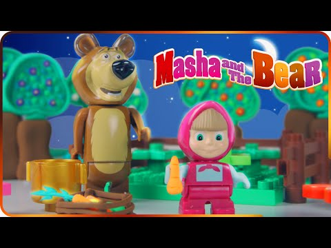 Thumbnail: ♥ Masha and the Bear (Маша и Медведь) Garden of Stolen Carrots