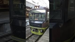 JR東日本485系リゾートやまどり(快速リゾート那須野満喫号)発車シーン(MHあり・スマホで撮影)(音量注意)