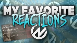 MY FAVORITE REACTIONS! | Thanks for 1,000 Subscribers! @ioNErupt