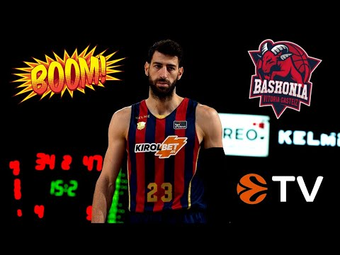 Tornike Shengelia -  2019/20 Mid-Season Best Plays & Highlights