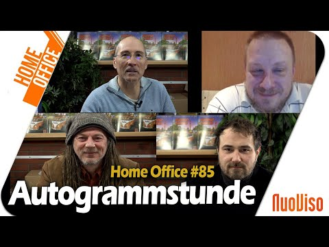 Home Office #85 - Autogrammstunde