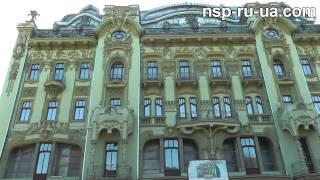 Прогулка по Одессе смотреть онлайн, центр, улицы, морской вокзал(, 2013-09-21T10:11:10.000Z)