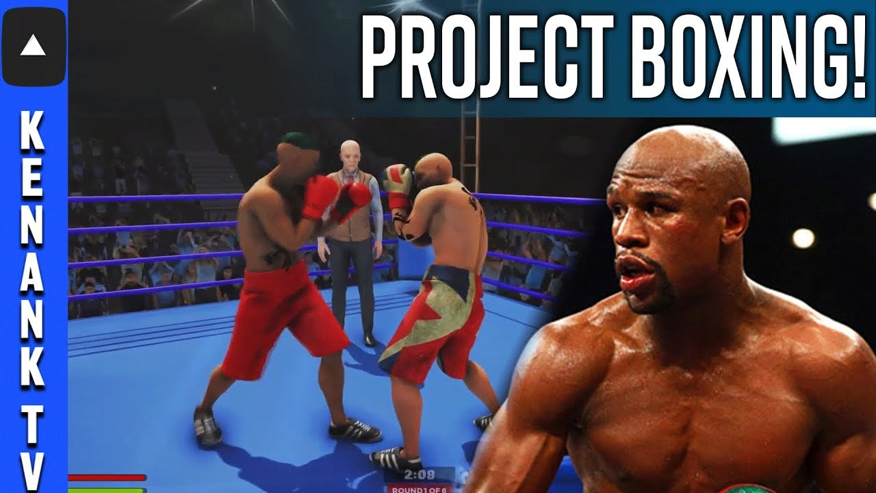 New Fighting Games For Ps4 : Footage new boxing video game being made project