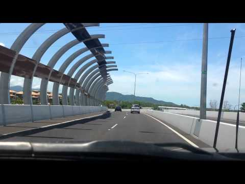 Drive in to cairns