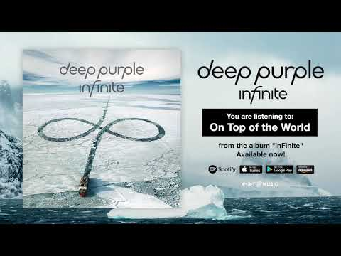 Deep Purple On Top of the World Full Song Stream  Album inFinite OUT NOW!