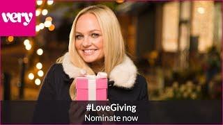 #Lovegiving 2017 - Nominate Now