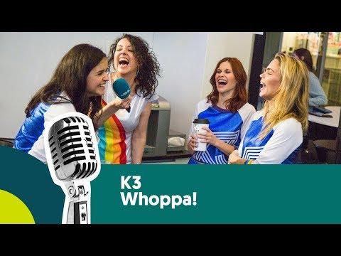 K3 - Whoppa! (live bij Joe)