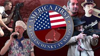 America First - eingeSCHENKt.tv Second! Mr. Trump!