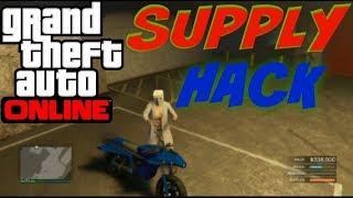 Gta 5 Supply Hack ***FREE SUPPLY WORKING 1.44***