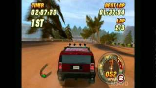 Hummer Badlands Gameplay Xbox Original