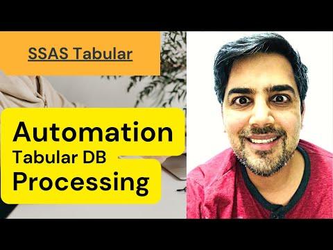 SSAS Tabular Model