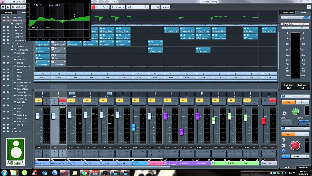 Create music your way with Cubase