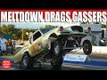 2016 Meltdown Drags Nostalgia Drag Racing Cars Gassers Wheelies Video