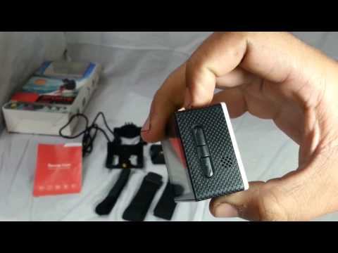 unboxing of action cam A9 |gopro| cheap| sialkot | ameer hamza