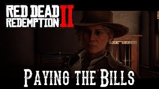 Red Dead Redemption 2 - Paying the Bills