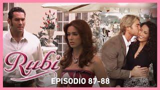 Rubí: Rubí está embarazada y Maribel le confiesa sus sentimientos a Alejandro | Capítulo 87-88