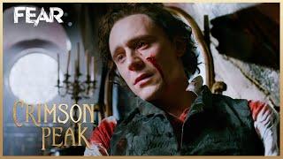 Lucille Kills Thomas | Crimson Peak