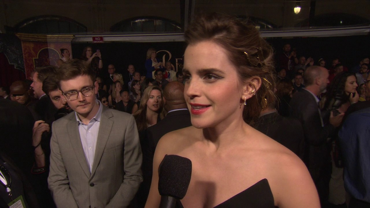 Beauty And The Beast An Interview With Emma Watson