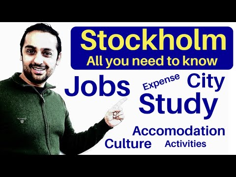 Stockholm information All You need to know  in Sweden