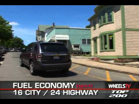 2008 Chevrolet Equinox Test Drive