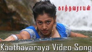 Kaathavaraya Video Song - Kathavarayan   Karan   Vidisha   Srikanth Deva   Khafa Entertainment