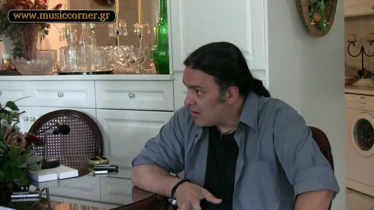 Ο Κώστας Λειβαδάς στο MusicCorner.gr