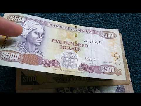 # Currency special part 39: Jamaica Dollars