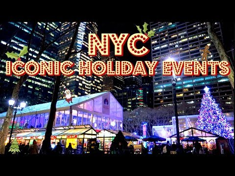 Christmas In New York City - Top Free Things To Do