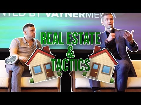 Ryan Serhant and GaryVee on Real Estate in 2018 | Fireside Chat at Agent 2021