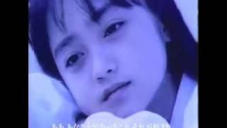 安達祐実 風の中のダンス 家なき子2 挿曲.