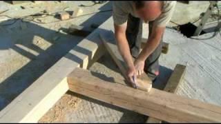 Budowa domu - więźba dachowa