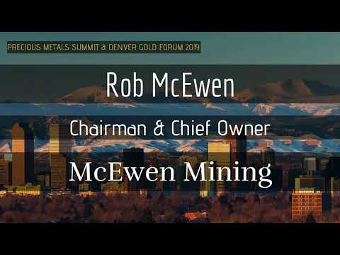 Rob McEwen: Gold Can Go Much Higher than US$5,000