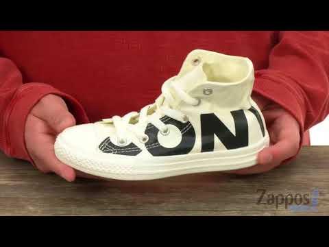 Converse Kids Chuck Taylor All Star Wordmark Hi (Little Kid) SKU: 8990339