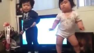 Корейский детский танец смотреть видео прикол video