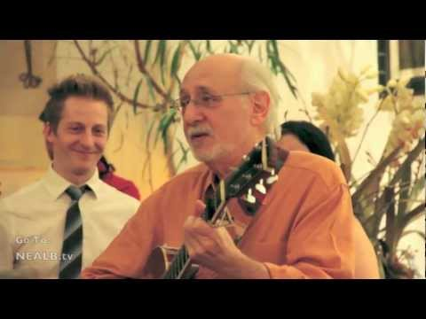 """Peter Yarrow (Peter, Paul, and Mary) Speaks & Sings """"Don't Laugh at Me"""""""