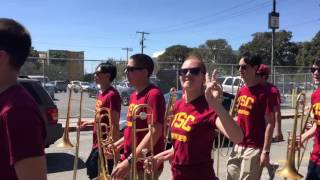FightOn247 Trojan Marching Band (4/16)