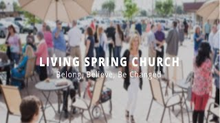 Living Spring Church - Good Friday Candlelight Service 2017