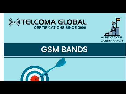 GSM Bands By TELCOMA Global