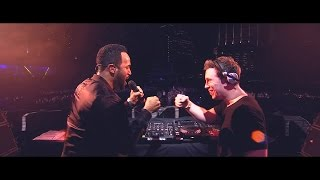 Смотреть клип Hardwell & Craig David - No Holding Back