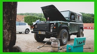 Defender Steering Shaft Replacement and Cleaning Revelations