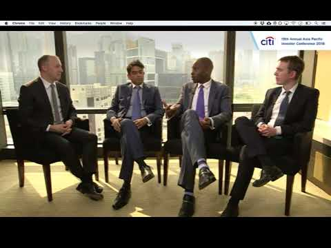 Michael Beal - Citi Group - Introduction to Data Capital Management