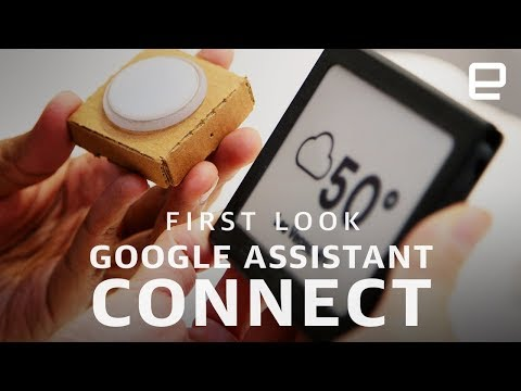 google-assistant-connect-first-look-at-ces-2019