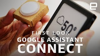 Google Assistant Connect First Look at CES 2019