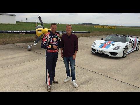 Porsche 918 Spyder vs. Zivko Edge 540 V3 - GRIP - Folge 376 - RTL2