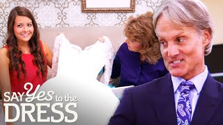 Mum Wants Bride To Wear The Exact Same Dress She Wore At Her Wedding | Say Yes To The Dress Atlanta