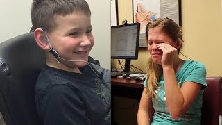 Cochlear Implants | Children Hearing For The First Time! *EMOTIONAL*