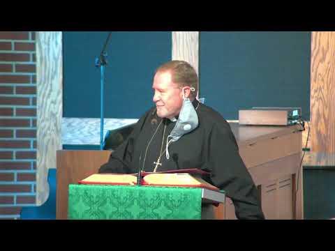 Pisgah Sunday Sermon - 10/24/2021