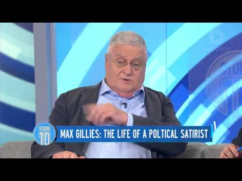 Max Gillies: The Life Of A Political Satirist