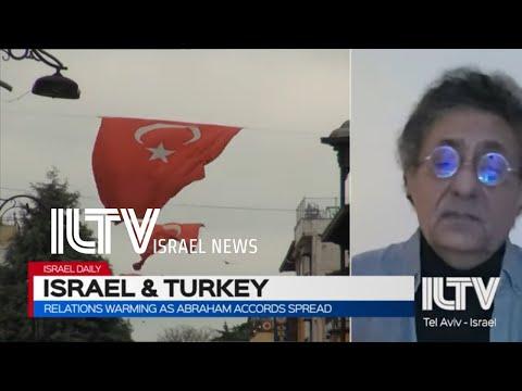 Israel \u0026 Turkey - Adv. Ben-Dror Yemini